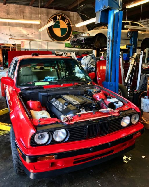 M54B30 Swapped 1991 318i - Classic 1991 BMW 3-Series for sale