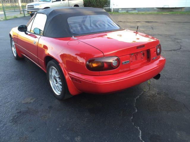 Mazda Miata 1 8L swap - Classic 1992 Mazda MX-5 Miata for sale