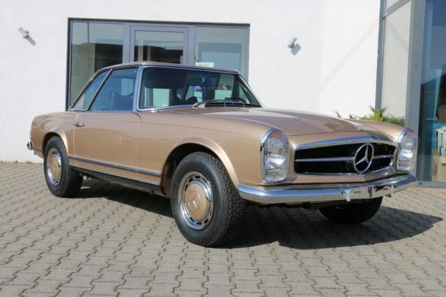 Mercedes Benz Pagoda 280 SL Automatc, by SL-Classics - Classic 1970