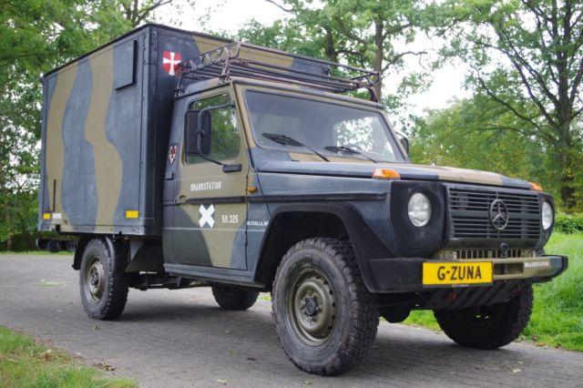mercedes g class camper overlander diesel extra long 3120. Black Bedroom Furniture Sets. Home Design Ideas