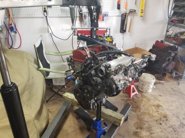 MGB GT S2000 engine swap - Classic 1971 MG MGB GT for sale