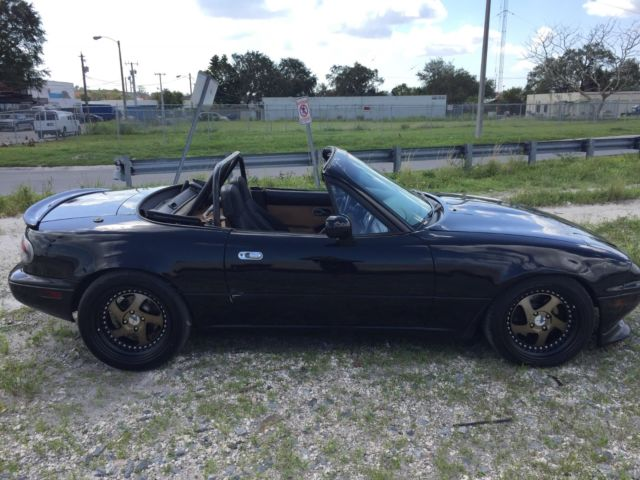 Miata M edition with S2000 engine and transmission swap - Classic