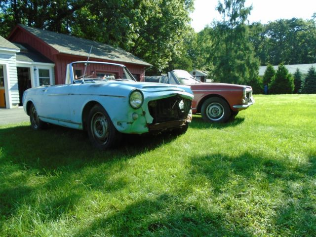 Osca Classic 1961 Fiat 1500 S For Sale