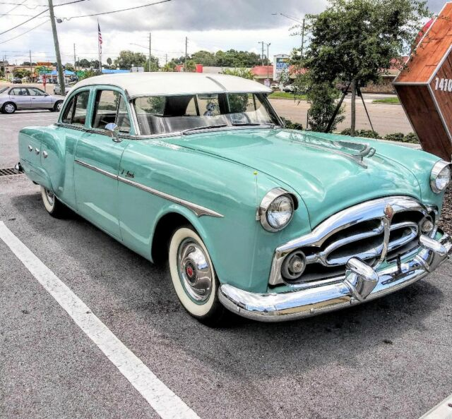 Classic 1952 Packard For Sale