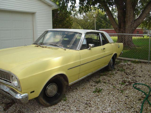 passenger car trucks - Classic 1969 Ford Falcon futura for sale