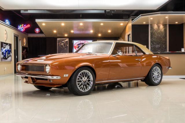 Pro Touring Build! GM LS7 Dry Sump V8 (550hp) 700R4 Auto, C4