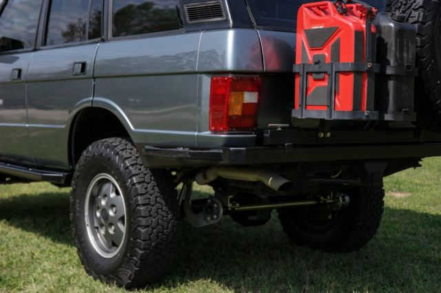 Range Rover Classic Overland Vehicle with LC9 engine - Classic 1992