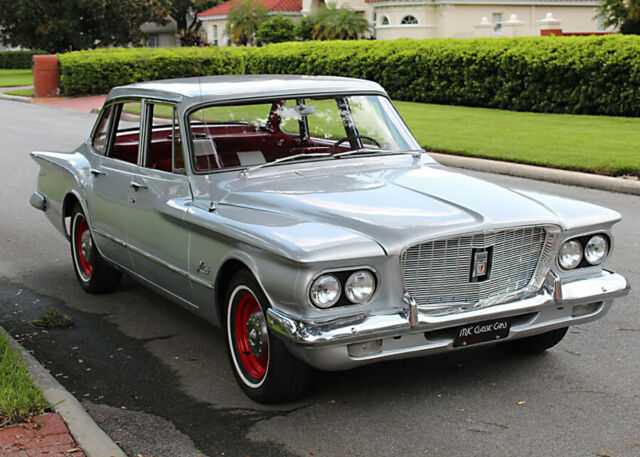 RARE FIRST YEAR MODEL - RUST & ACCIDENT FREE - 1960 Plymouth