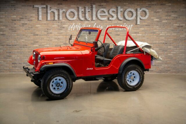Rare Low Original Mileage 304ci 1979 Jeep CJ5 - Classic 1979