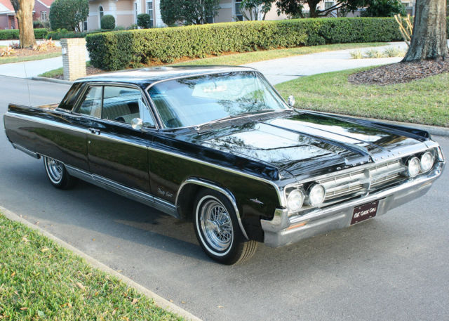 RARE LUXURY MUSCLE CAR -1964 Oldsmobile 98 Coupe - 5K MILES