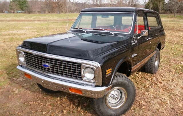 RESTOMOD FUEL INJECTED LS 4X4 FRAME OFF RESTORED COLD A/C ...