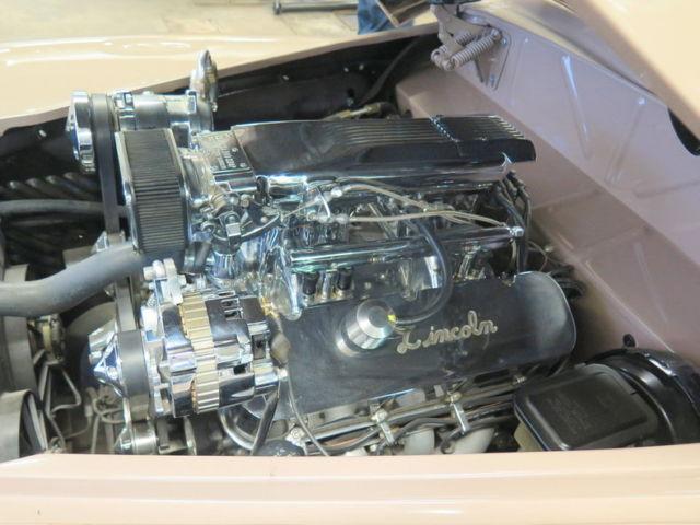 restomod hot rod 502 bbc automatic leather interior