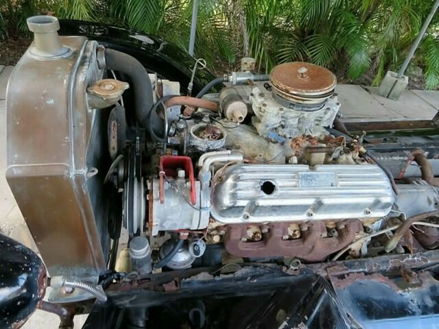 Street Rod Project or Parts Car 289 Tube Chassis Jaguar