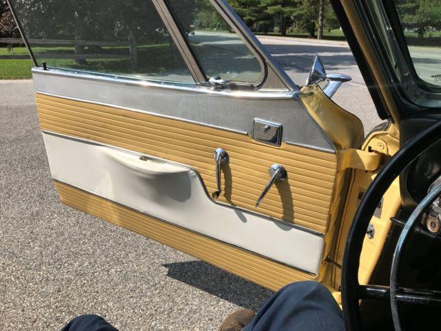 STUDEBAKER SKYHAWK - Classic 1956 Studebaker Sky Hawk for sale