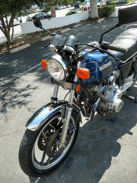 suzuki gs1100 - Classic 1980 Suzuki GS for sale