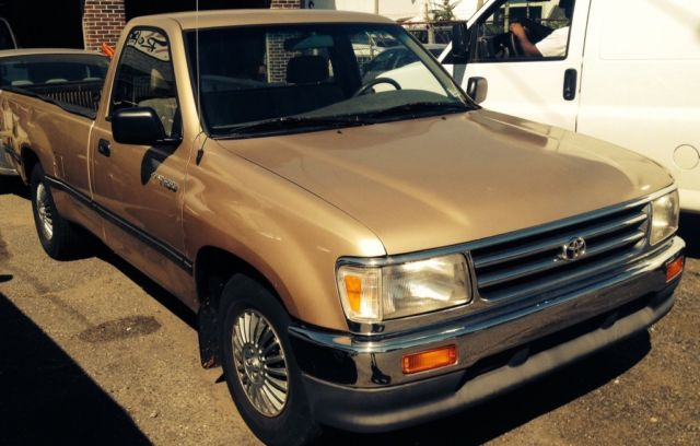 Toyota T 100 12 Ton 4x2 Auto Long Bed Classic 1994 Toyota Pickup