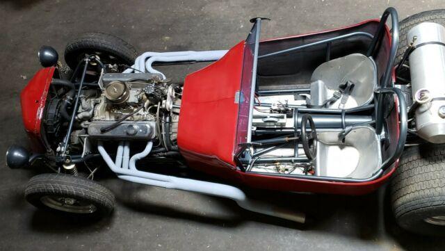 Tube Chassis Kit Car