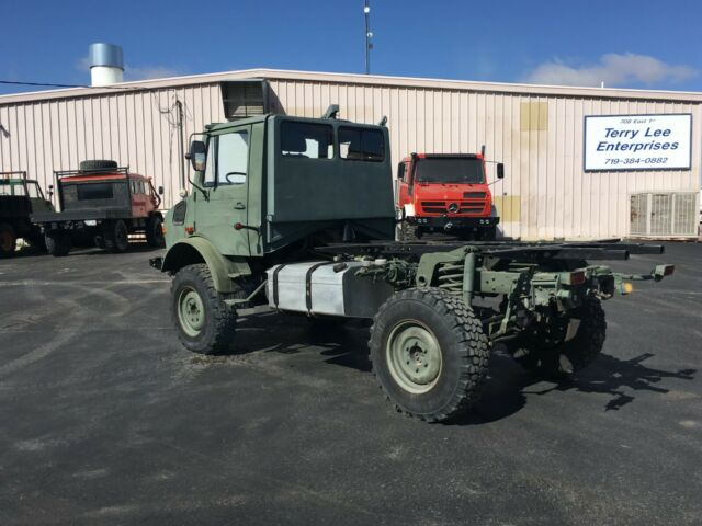 Unimog U1300 turbo, overdrive, expedition-body ready - Classic 1987
