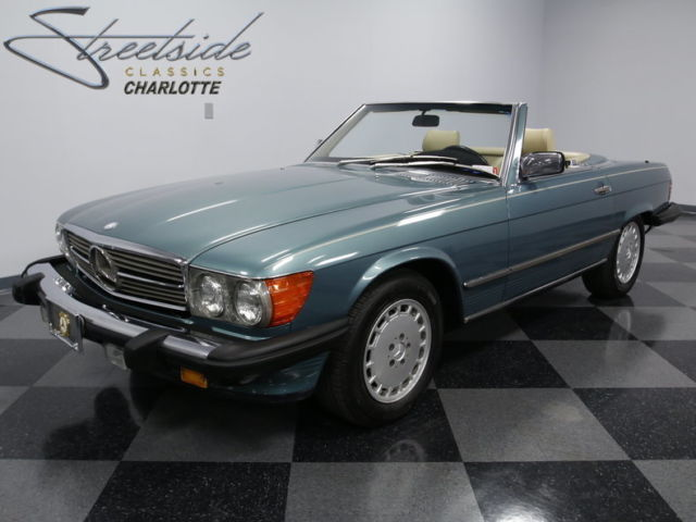 very clean fresh built orig 5 6l v8 auto loaded nice service
