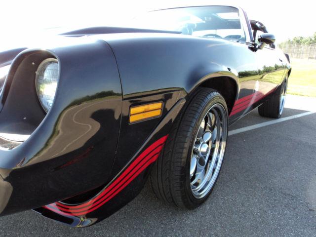 VERY SLICK CHEVY CAMARO Z28 T-TOP TRIBUTE GM 1979 67 68 69