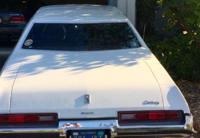 Vintage 1973 Buick Century Luxus