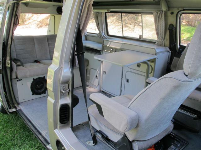 Volkswagen Bus  Vanagon Vw Microbus Active Westfalia Camper