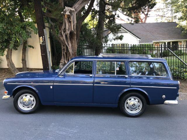 Volvo p1800 wagon for sale